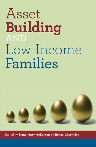 Asset Building and Low Income Families (Urban Institute Press)