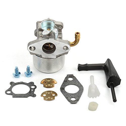 Harbot Carburetor Carb for Briggs & Stratton 591299 798650 698474 791991 698810 698857 698478 694174 690046 693751 Lawn Mower - Engine Briggs Hp 6 Intek