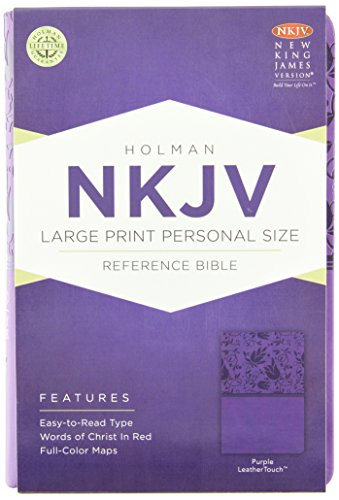 NKJV-Large-Print-Personal-Size-Reference-Bible-Purple-LeatherTouch