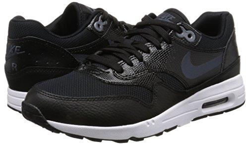 Nike Wmns Air Max 1 Ultra 2.0 Schwarz (Black/White/Metallic Hematite)