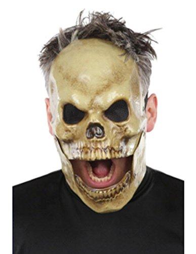 Mario Chiodo Jabber Jaw Bonehead Mask]()