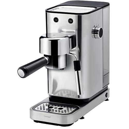 WMF Espresso Maker Lumero – Cafetera expresso manual, presión 15 bares, espresso, capuccino, regulable, capacidad 1.5…
