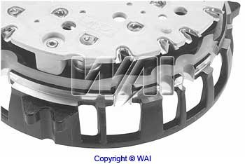 42-2314 - Stator Leads|Ford 6G Series 135A Large Frame IR/IF Alternators