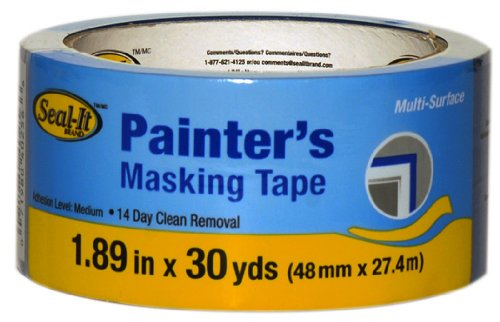 Le Page LePages Seal It Painters Tape 11076 1.89-Inches x 30 Yards