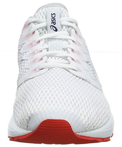 Running 2 Da Uomo white Bianco Ff Roadhawk Asics Scarpe peacoat 020 qIxEwEX7