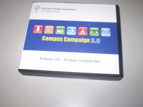From the Vault to the Classroom - Campus Campaign 9-subject CDs - Volume 3