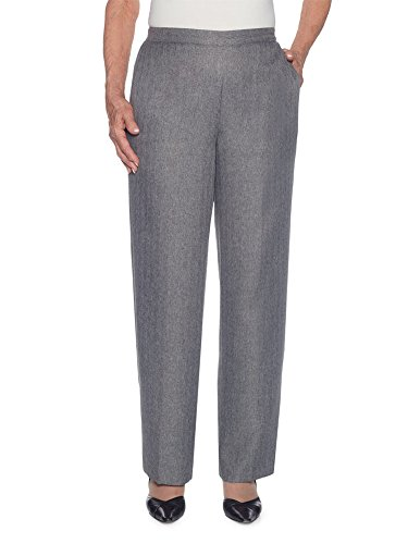 Alfred Dunner Petites' Pull on Stretch Pants supplier