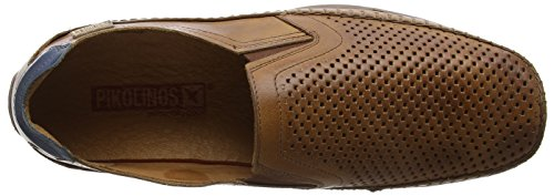 Pikolinos Men's Azores 06h Loafers Brown (Brandy) r57W4