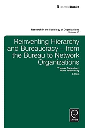 research in the sociology of organizations