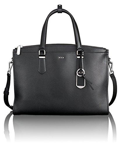 Tumi Women's Stanton Esme Business Brief Laptop Briefcase, Black, One Size by Tumi