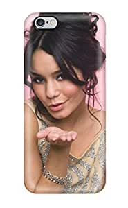 Tpu Case Cover For Iphone 6 Plus Strong Protect Case - High School Musical Girl Vanessa Anne Hudgens Design