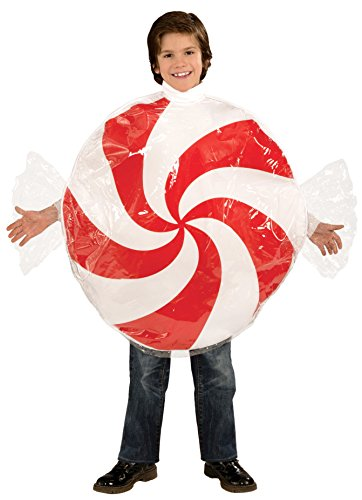 [Forum Novelties Children's Peppermint Candy Costume] (Peppermint Costumes)