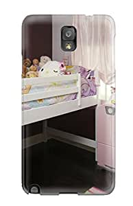 TpJruYX1373gctQN Girls Butterfly Bedroom With Pink Curtains Awesome High Quality Galaxy Note 3 Case Skin