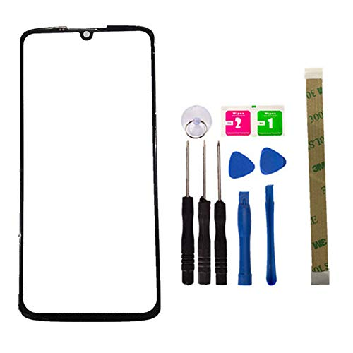 Replacement Screen Front Outer Top Glass Lens Cover for Motorola z4 Mobile Phone Parts and Adhesive Tools (No LCD and Touch Digitizer) -  Da Ze Xin