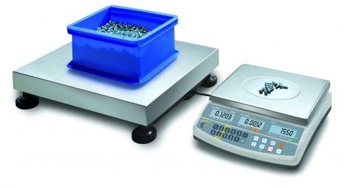 COUNTING System Max 1500 kg; D=100 mg WÃ € gebereich en G: 1.500.000 División en G:: Amazon.es: Industria, empresas y ciencia