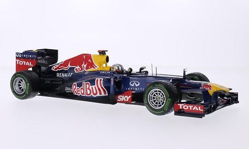 Red Bull Renault RB8, No.1, formula 1, GP Brasil, 2012, Model Car, Ready-made, Minichamps 1:18 -