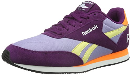 Blk Orch Yel Violet Classic Wht Royal Reebok Basses 2rs Femme Jogger Pea Multicolore Ele Baskets Fil Mehrfarbig Celestial vaqxwP6