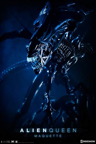 Sideshow Aliens Collectibles Legacy Effects Aliens Alien Queen Maquette Statue