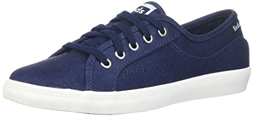 Keds Women's Coursa Metallic Sneaker Navy clearance very cheap free shipping factory outlet yEsbRSl