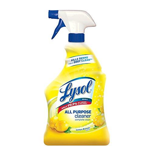 lysol all purpose cleaner lemon - 9