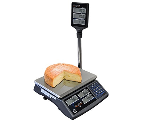 Digiweigh High Precise Price Computing Scale (DWP-60PC-H) by DigiWeigh