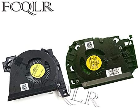 FCQLR New Cooling Fan Compatible for HP ZBOOK 17 G3 Series Laptop CPU /& GPU Cooling Fan 848377-001 848378-001
