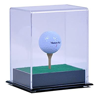 NEW DELUXE GOLFBALL DISPLAY GOLF BALL HOLDER on TEE