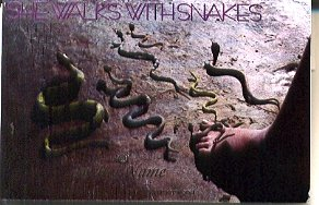 - She Walks With Snakes: Women's Sacred Chants