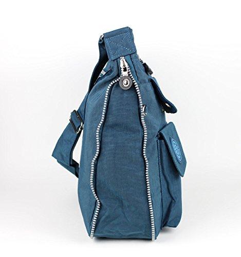 Cross Bag Women's Bag Body BLUE Bag Klein Blue Street Street 41qHwWxIg