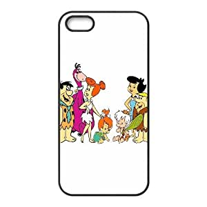 The Flintstones iPhone 5 5s Cell Phone Case Black Protect your phone BVS_640590