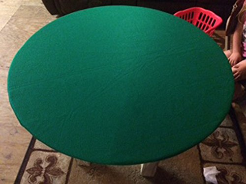 Importitall & Felt Poker Table Cover - Patio Tablecloth Bonnet with Elastic - Import It ...