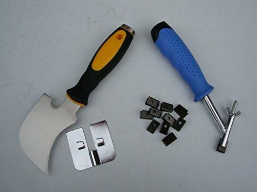 TradeUnderlay vinyl welding Vinyl Floor Welding Kit 04060 - - Amazon.com