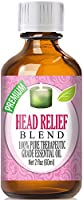 Best Head Ease Blend Oil - 100% Pure Head Ease Blend Essential Oil