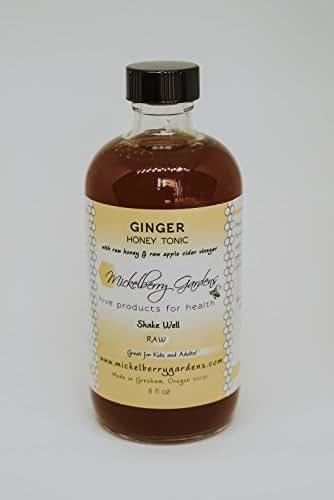 Ginger Honey Tonic (8 fl oz)