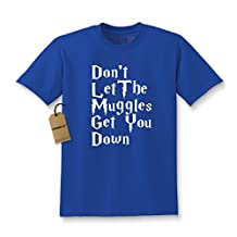 Expression Tees Don't Let The Muggles Get You Down Kids T-shirt