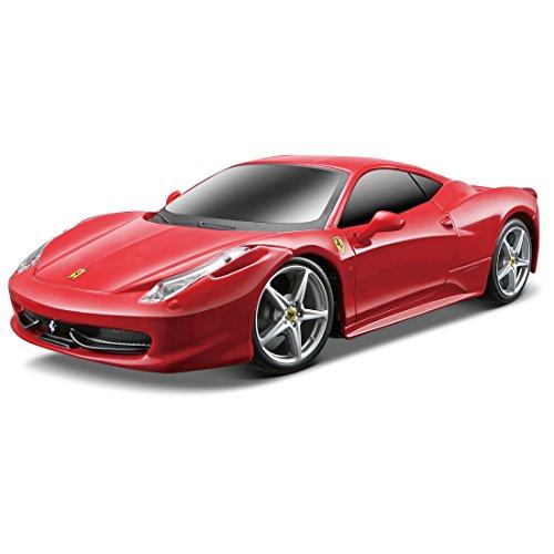 ... Maisto RC 124 Scale Ferrari 458 Italia Radio Control Vehicle (Colors  May Vary) ... 1355ce5c779