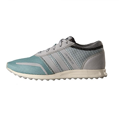 Mixte Chaussures Courses Los Angeles grey Aqua mid Adulte Adidas De Grey Cool E4wXpTqE