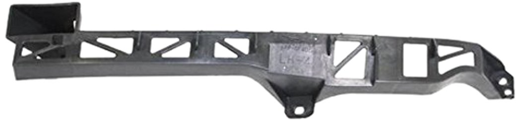 Partslink Number MA1066112 OE Replacement Mazda Mazda3 Front Driver Side Bumper Bracket