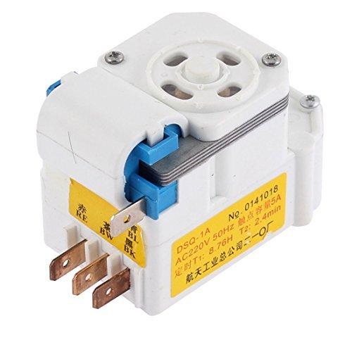 CA 220V 4 terminales de la carcasa de plástico Nevera contador de ...