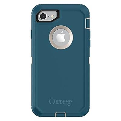 OtterBox DEFENDER SERIES Case for iPhone 8 & iPhone 7 (NOT Plus) - BIG SUR (PALE BEIGE/CORSAIR)