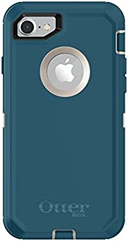 OtterBox DEFENDER SERIES Case for iPhone SE (2nd gen - 2020) and iPhone 8/7 (NOT PLUS) - Retail Packaging - BI