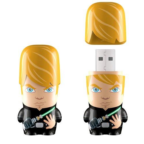 8GB LUKE SKYWALKER Jedi Knight USB Flash Memory Drive ()