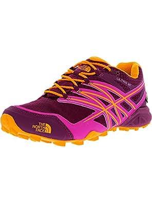 The North Face W Ultra MT GTX, Zapatillas de Trail Running para Mujer, Morado/Naranja, 40 1/2 EU: Amazon.es: Zapatos y complementos