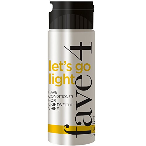 - fave4 Mini Let's Go Light - Fave Conditioner for Lightweight Shine 2 oz