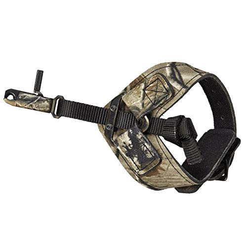 Scott Mongoose Release - Scott Archery Little Bitty Goose Release with Buckle Strap, Camo