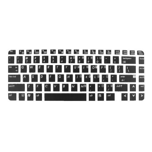 Silicone Laptop Keyboard Protector Film for HP DV3000 DV2000 V3000 V3100 DV6000