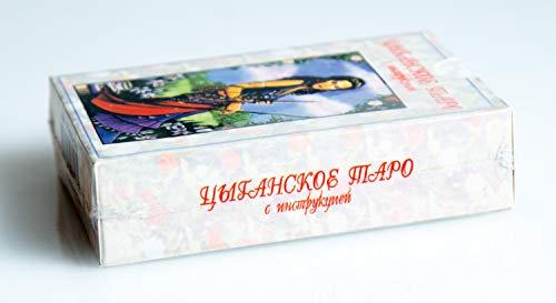 The Buckland Romani Tarot and Card Deck - Russian Tarot by Rushnichok (Image #1)