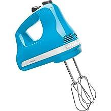 KitchenAid Ultra Power 5-Speed Hand Mixer (Crystal Blue (blue)) by KitchenAid