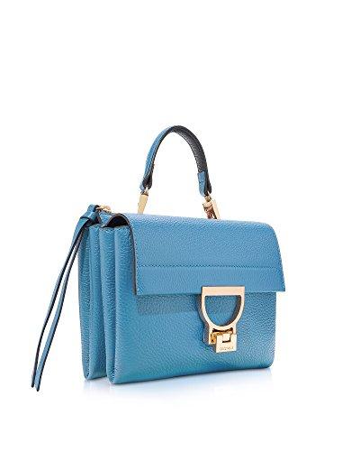 Coccinelle Ladies E1bd555b701021 Borse In Pelle Blu Chiaro