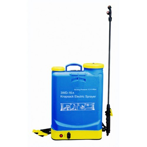 Longray Rechargeable-battery Backpack Sprayer (4 gallon)